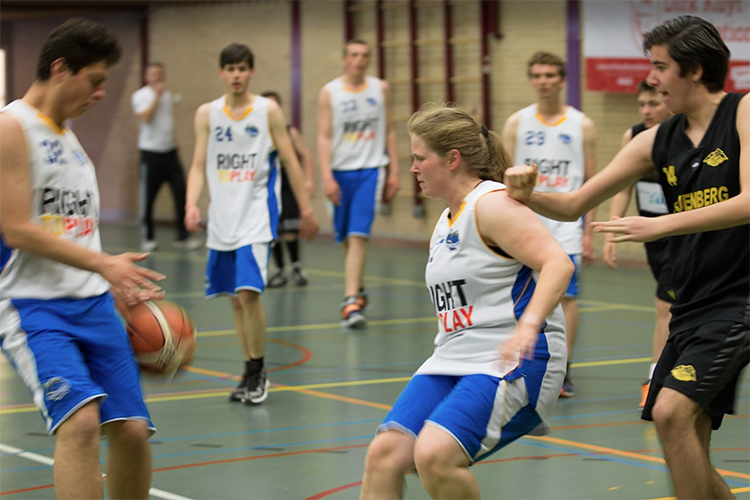 Super_G Basketbal 21 mei 2017